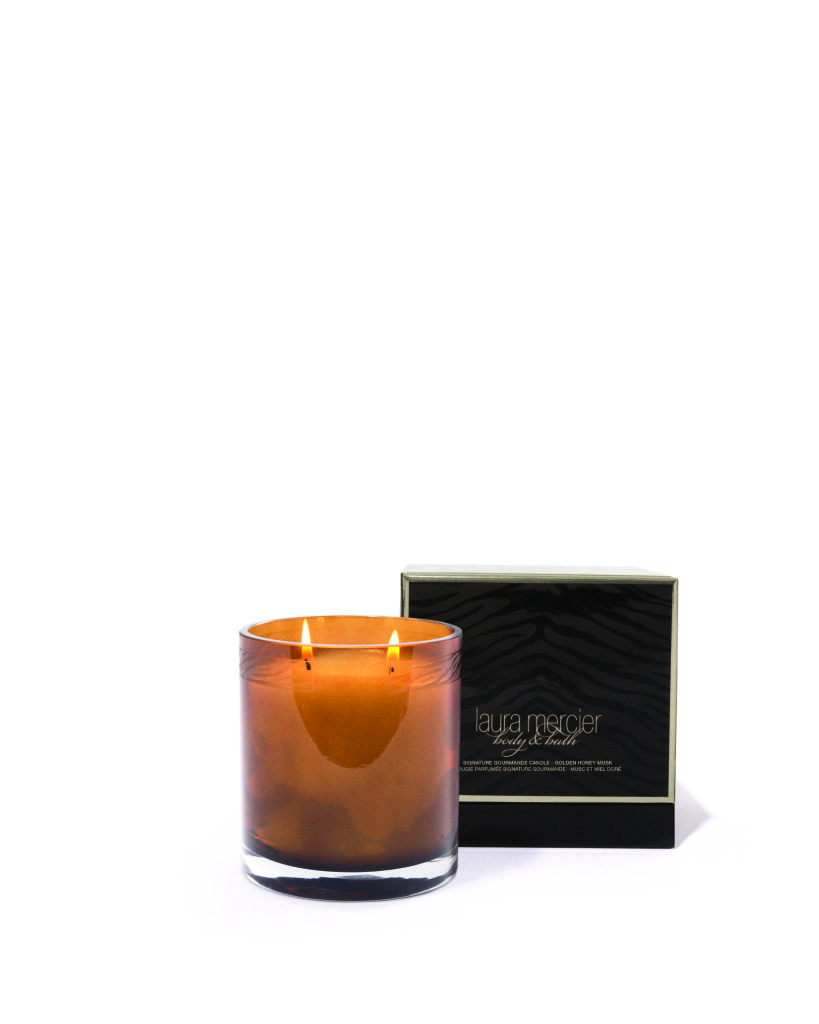 Golden Honey Musk Signature Gourmande Candle