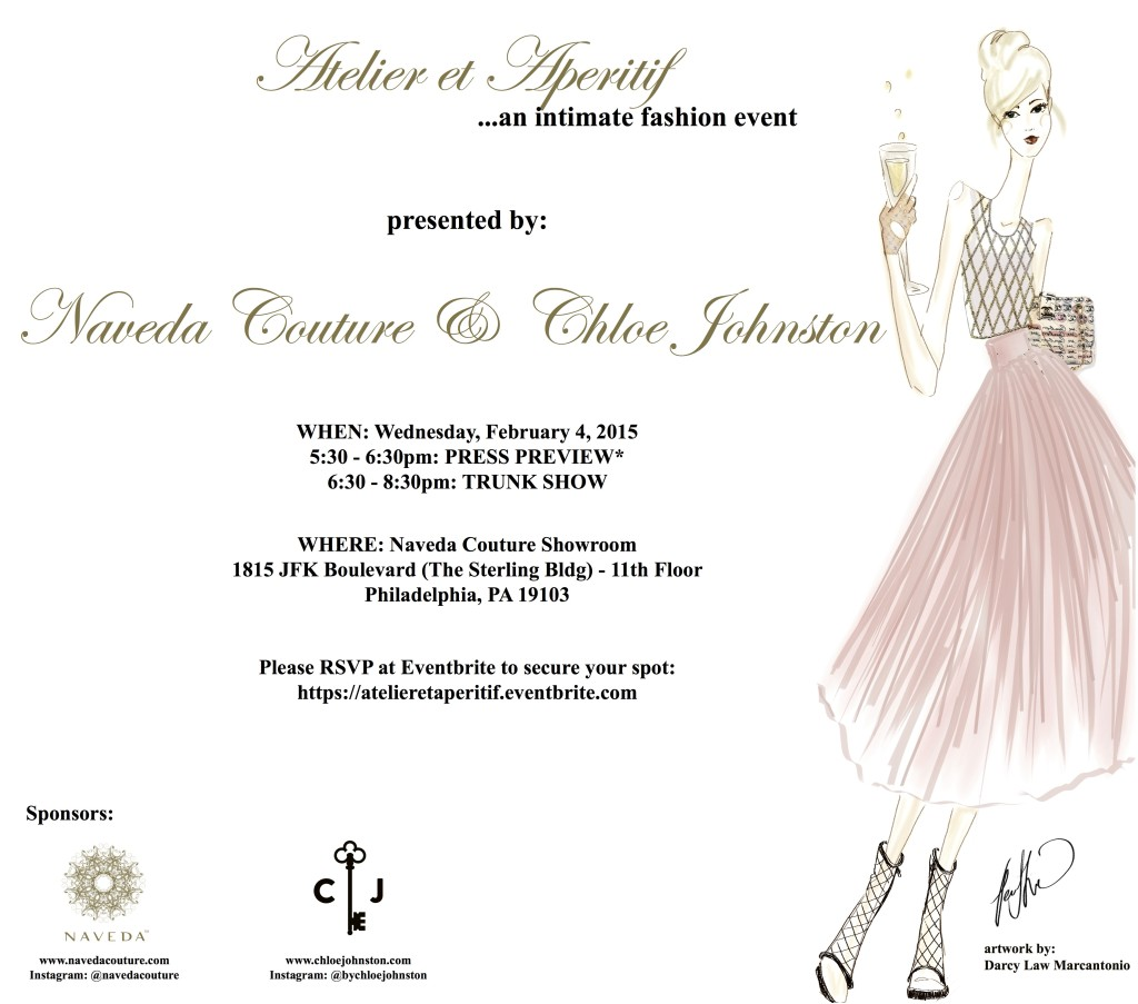 CJ & Naveda Trunk Show