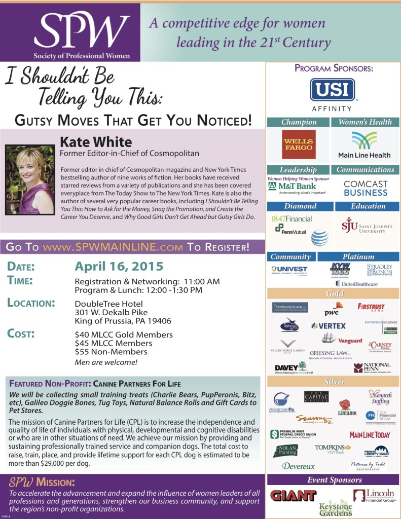 Kate White_Apr16 Flyer