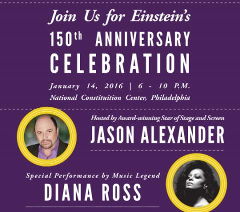 Einstein's 150th Anniversary Celebration