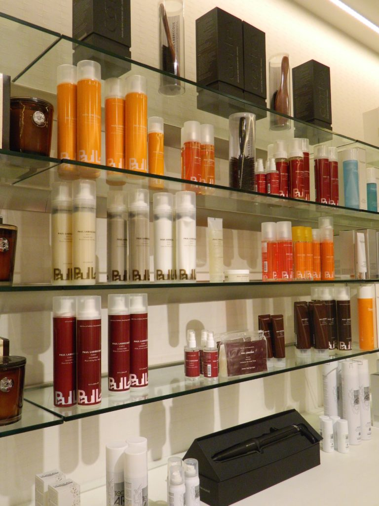 Paul Labrecque hair products