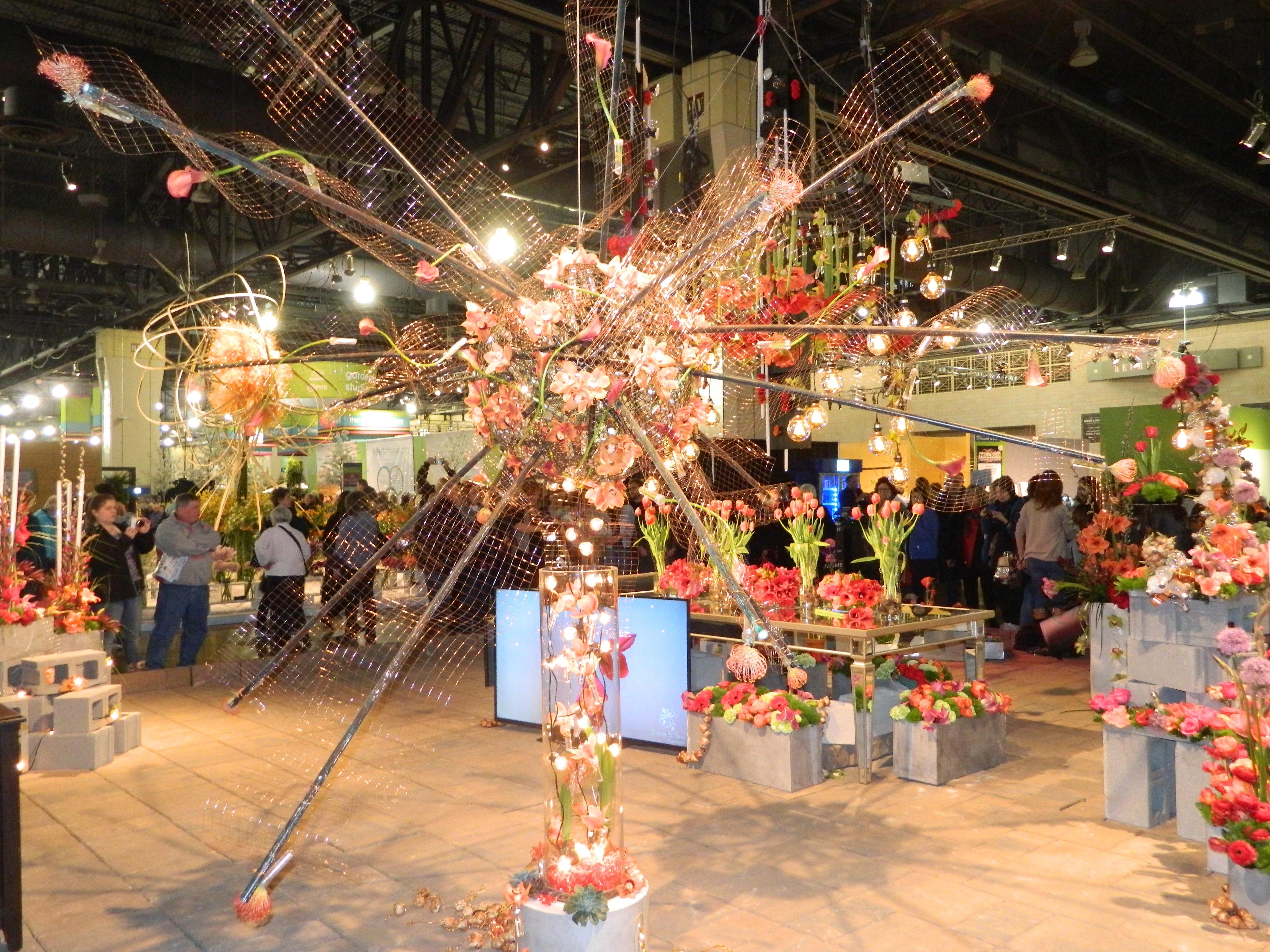 Image Result For Garden Tea At Philadelphia Flower Show